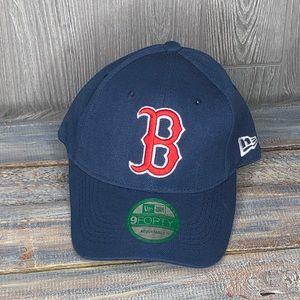 Boston Red Sox New Era MLB Adjustable Baseball Cap